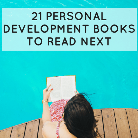 21 Personal Development Boosk to Read Next | My Instruction Manual