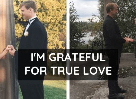 Grateful for True Love | My Instruction Manual