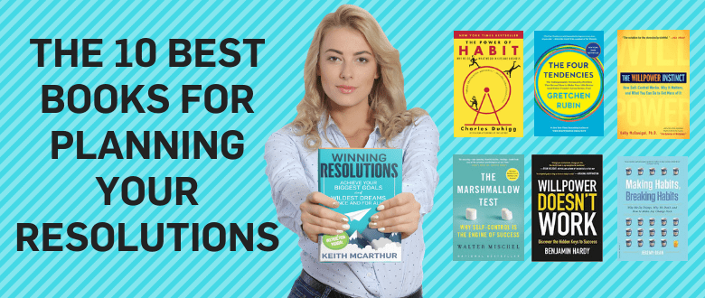 The 10 Best Books for Planning Your 2019 Resolutions
