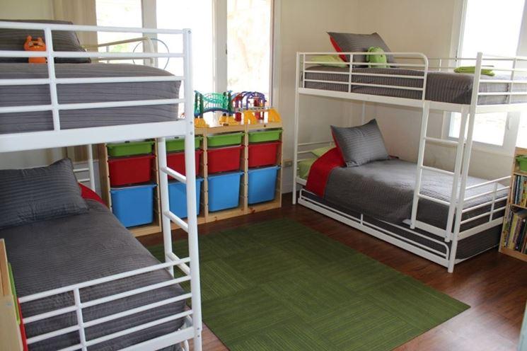Letto Ikea A Castello Presente Casa E Interior Design