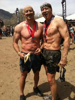 Kevin and Sean Banana Pic
