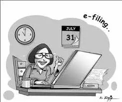 Simple Steps for Income Tax Return (ITR) efiling using the excel utility and some of the FAQs