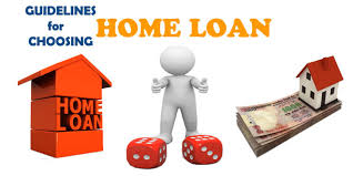 How to choose best home loan suitable for you