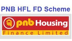 PNB HFL Fixed deposit scheme