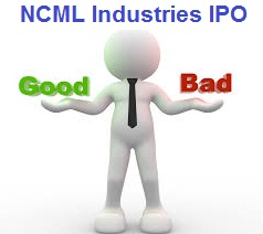 NCML Industries IPO - Should you invest
