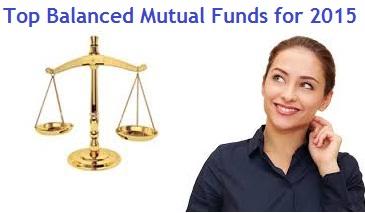Top 5 Best Balanced Mutual Funds - 2015