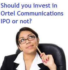 Ortel Communications Limited IPO