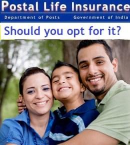 Postal Life Insurance Plans