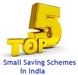 Top 5-Best Small Saving Schemes in India