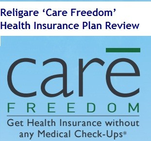 Religare Care Freedom Health Insurance Plan