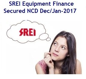SREI Equipment Finance NCD Dec,Jan-2017