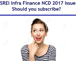 SREI Infrastructure Finance NCD Feb 2017 Issue Review-min