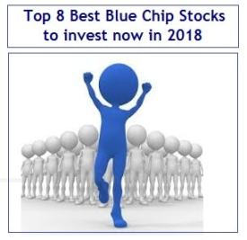 Top 8 Best Blue Chip Stocks to invest now in 2018-min