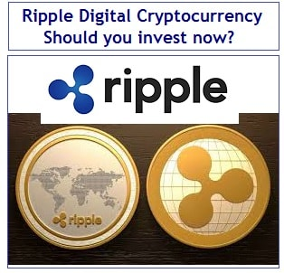 Ripple becomes second largest Digital Cryptocurrency – Should you invest now-min