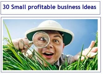Small profitable business Ideas in India