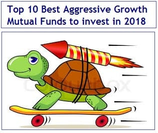 Top 10 Best Aggressive Growth Mutual Funds to invest in 2018