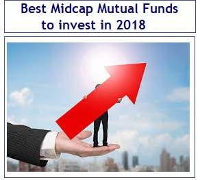 Top and Best Midcap Mutual Funds to invest in 2018