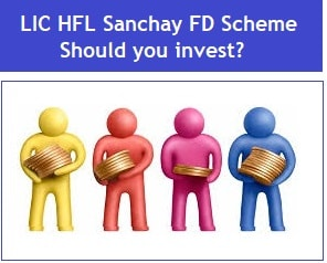 LIC HFL Sanchay Fixed Deposit Scheme Review