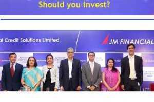 JM Financial Credit Solutions NCD Issue Nov 2018
