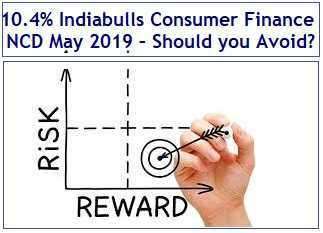 Indiabulls Consumer Finance NCD May-June 2019 Review