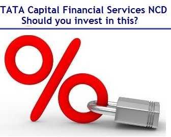 Tata Capital Financial Services NCD Aug 2019
