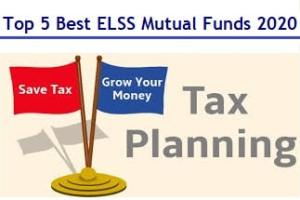 Top and Best ELSS Tax Saving Mutual Funds to invest in 2020