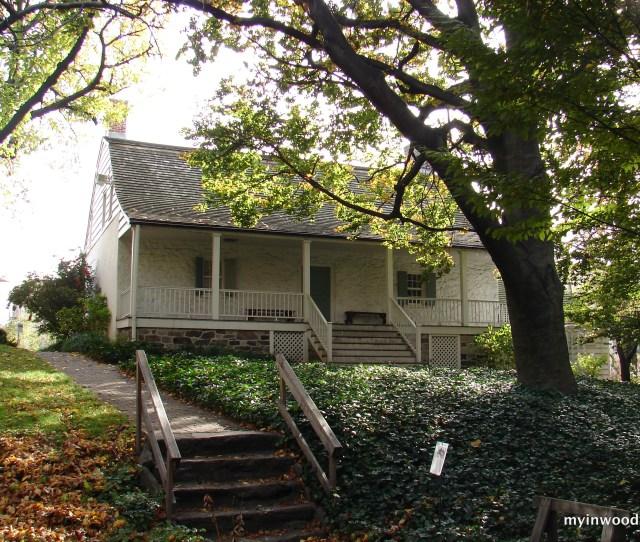 Dyckman Farmhouse In  Inwood Nyc