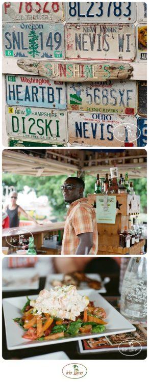 Sunshine's, Nevis