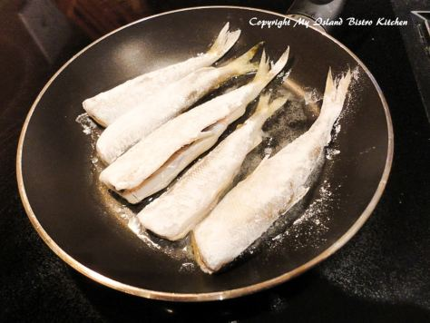 Frying Smelts