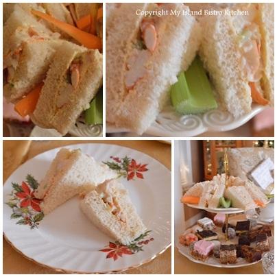 Holiday Afternoon Tea - My Island Bistro Kitchen