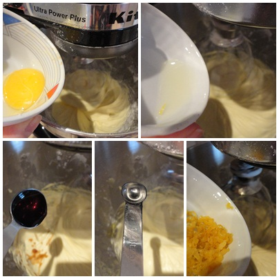 page 2 -Egg yolk, lemon juice, vanilla