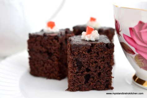 Old-fashioned Brownies