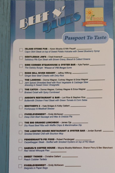 """Passport to Taste"""