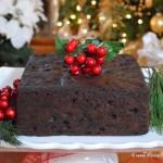 My Island Bistro Kitchen's Dark Fruitcake