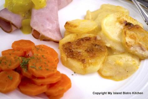Creamy Scalloped Potatoes