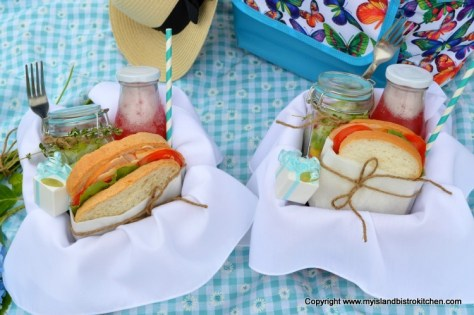 Picnic Basket Lunches