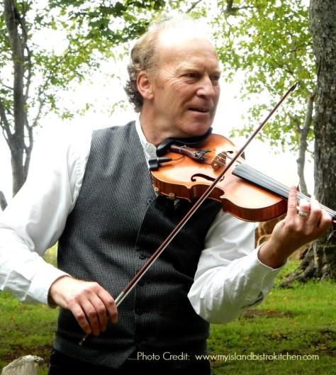 Island Musician, Mark Haines