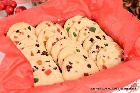 Icebox Cookies