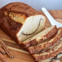 Cinnamon Quick Bread