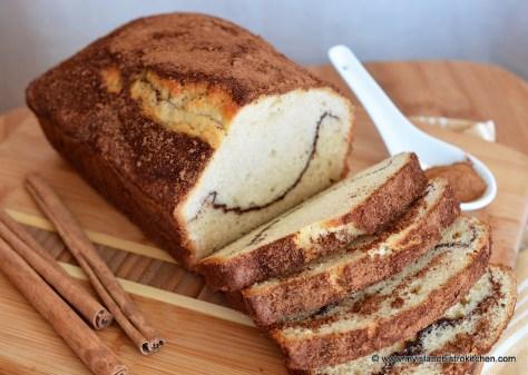 Cinnamon Sweet Bread