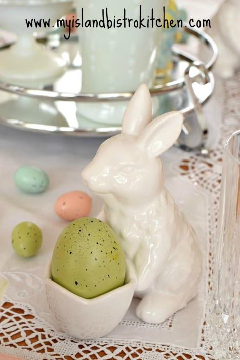 Easter Bunny Eggcups