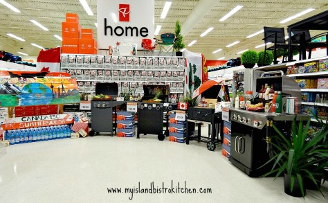 Summer Display at Summerside's Atlantic Superstore