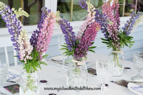 Lupine Bouquets
