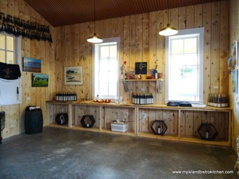Island Honey Wine Company, Wheatley River, PEI