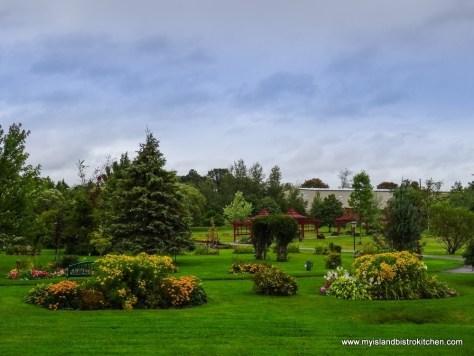 AA MacDonald Memorial Gardens, Georgetown, PEI