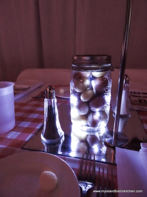 PEI Baby Potatoes Light up the Tables