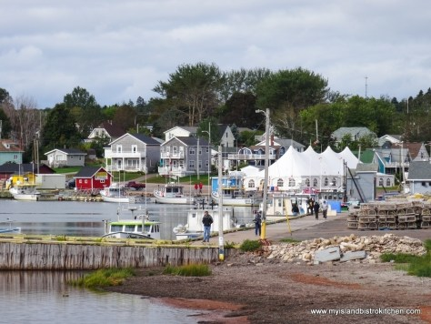 North Rustico Harbour, PEI