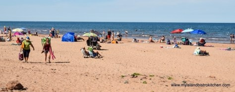 North Rustico Beach, PEI