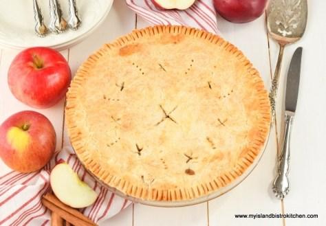 Gluten-free Apple Pie
