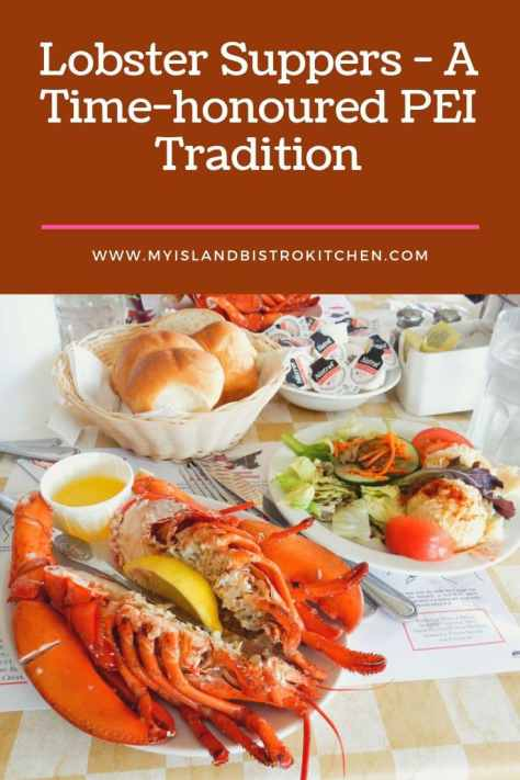 Lobster Suppers in PEI